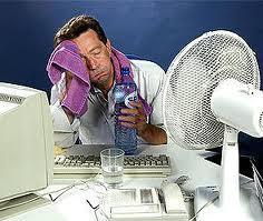 Лето в офисе: как заставить себя работать