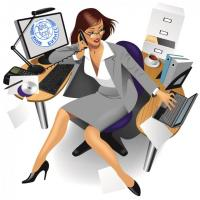 Офис-менеджер, делопроизводитель