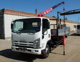 Водитель на грузовик 5 тонн