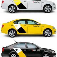 Водитель такси 2/2 на авто компании
