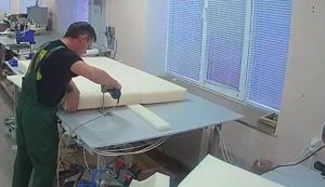 Обивщик мягкой мебели