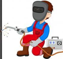 Электро-газосварщик